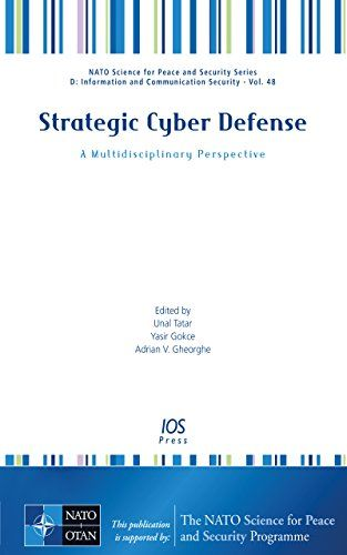 Strategic Cyber Defense : A Multidisciplinary Perspective Pdf Download e-Book