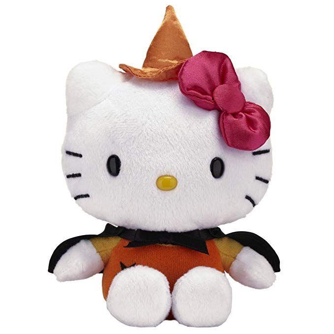 011c14be1 Jakks Pacific Hello Kitty Halloween Plush - 5.5