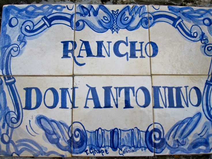 Day Trip to Colonia - Rancho Don Antonino