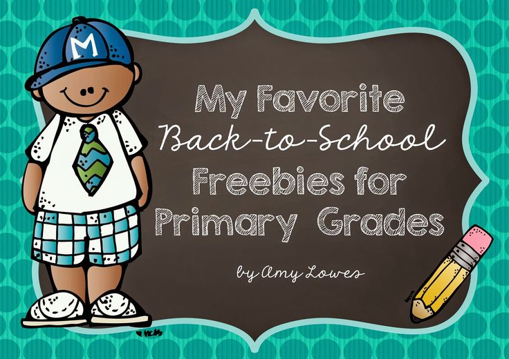Freebies for primary schools