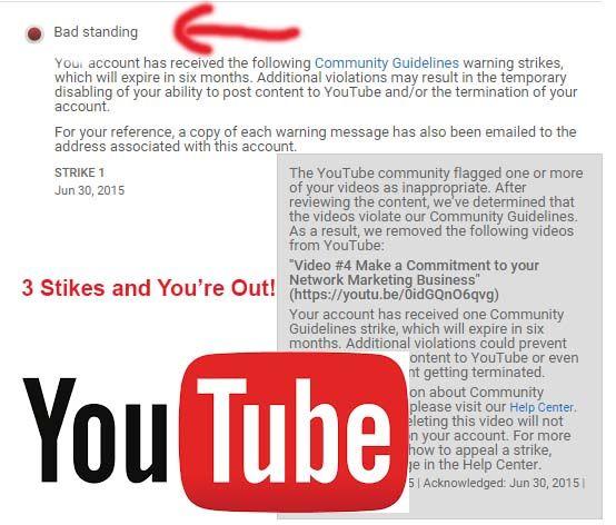 youtube-bad-standing