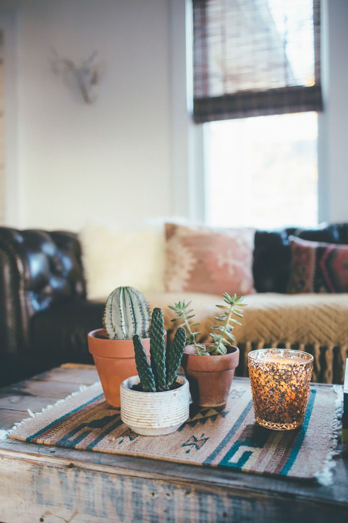 Fall Decor Ideas | Greenery