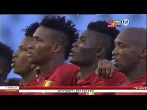 GUINEA VS GUINEA BISSAU, 1ST HALF (WAFU TOURNAMENT 2017)
