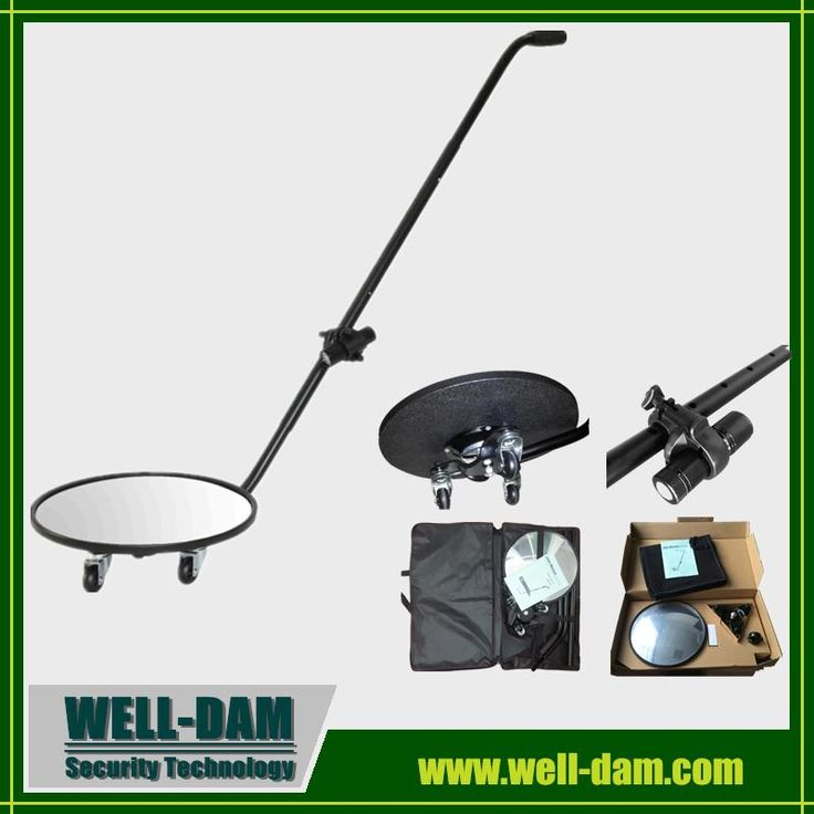 WD-ML car search mirror,under vehicle inspection mirror,bomb detector