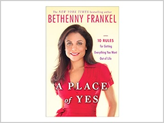 """Great read. Full of typical, snarky Bethenny quotes that will make you want to get off your a** and go out and conquer the world. It can get redundant in some places, but she makes it really easy to see yourself in her story/journey. Great takeaway advice here. My fave about following your heart, """"In the real world, you can change your major whenever you want."""" #BethennyFrankel"""
