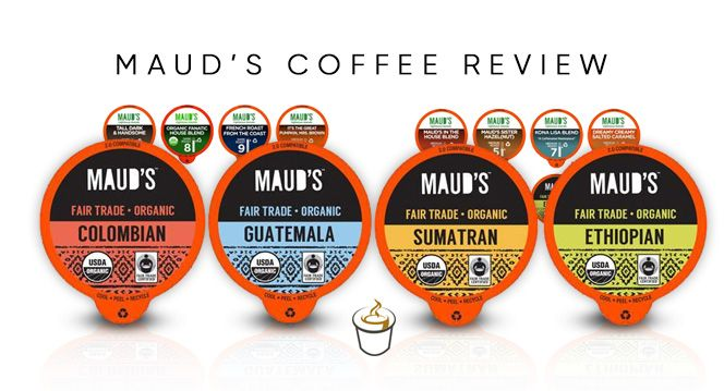 Maud's Coffee Review - A Rare Coffee Find