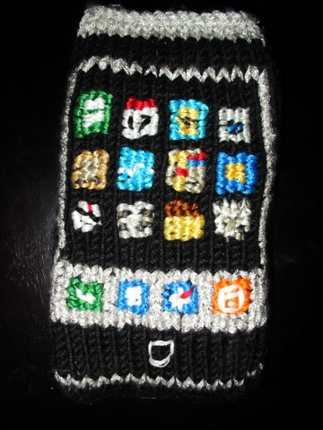 iPhone iPhone case by off-coloratura, via Flickr