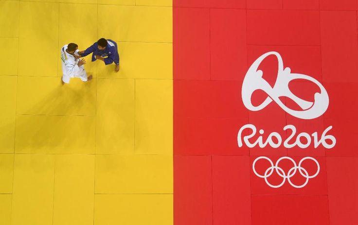 De l'argent et du bronze pour le judo Français