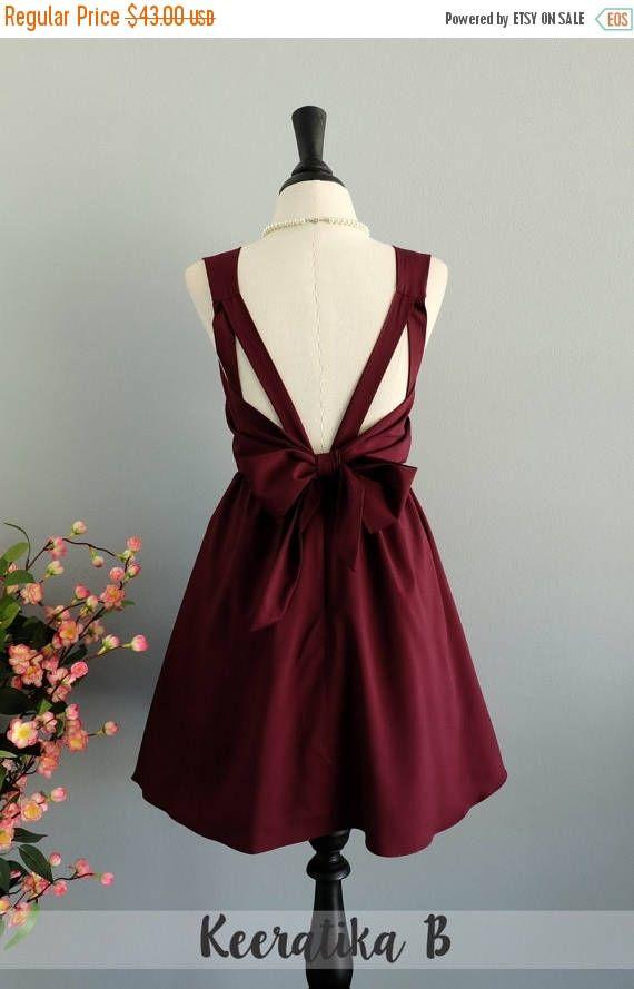 Flash vente marron robe rouge marron robe de bal rouge foncé
