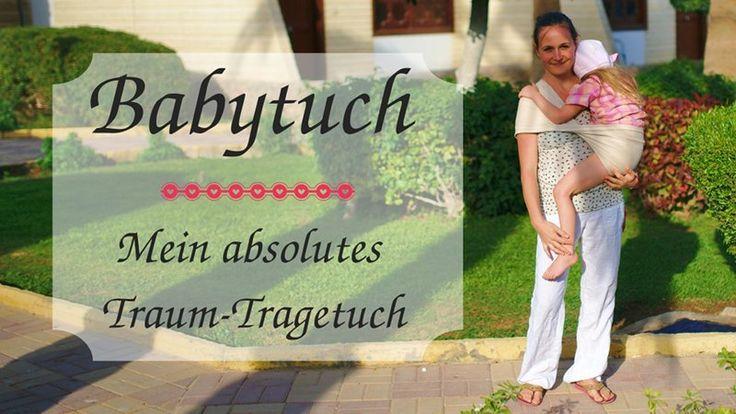 Babytuch – Mein absolutes Traum-Tragetuch
