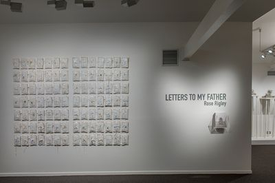 Letters to my Father - Rose Rigley