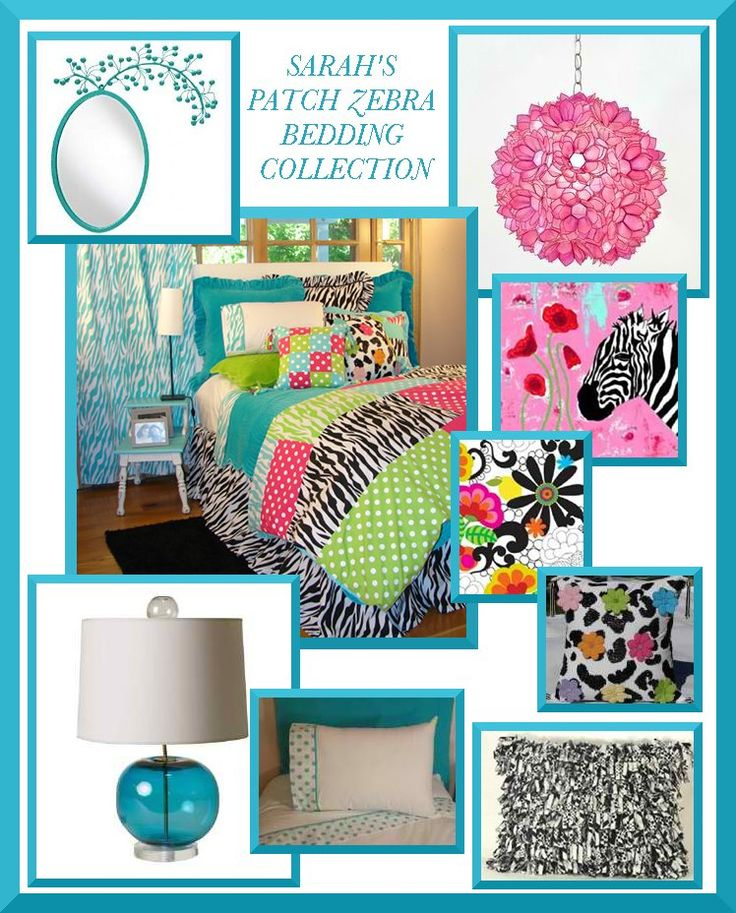 Girls Room Decor Ideas  How Do I Decorate Zebra Print Bedroom For My Girl?