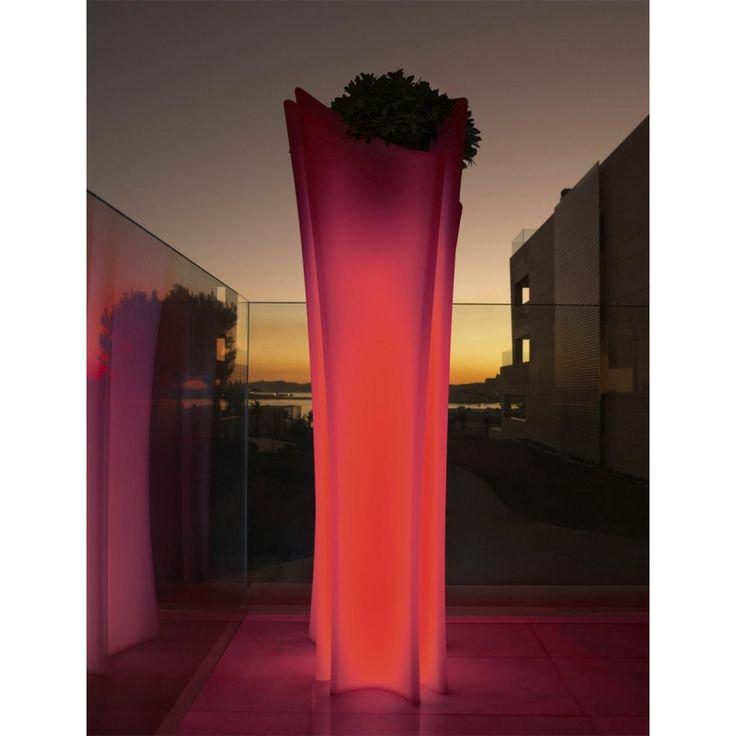 Vondom Alma Pflanzkübel • Pflanzgefäß 50 × 47 cm
