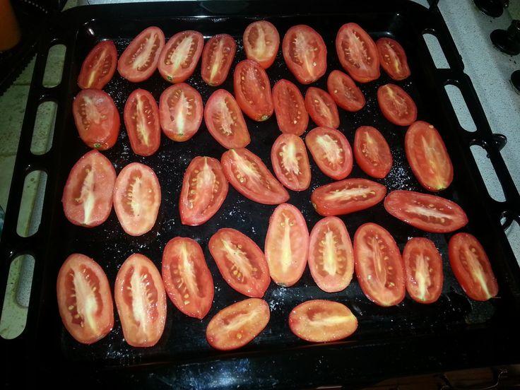 preparazione per pomodori sottolio