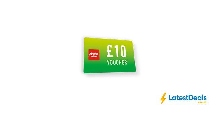 Free £5 Voucher When You Spend £50 Free £10 Voucher When You Spend £100 at Argos