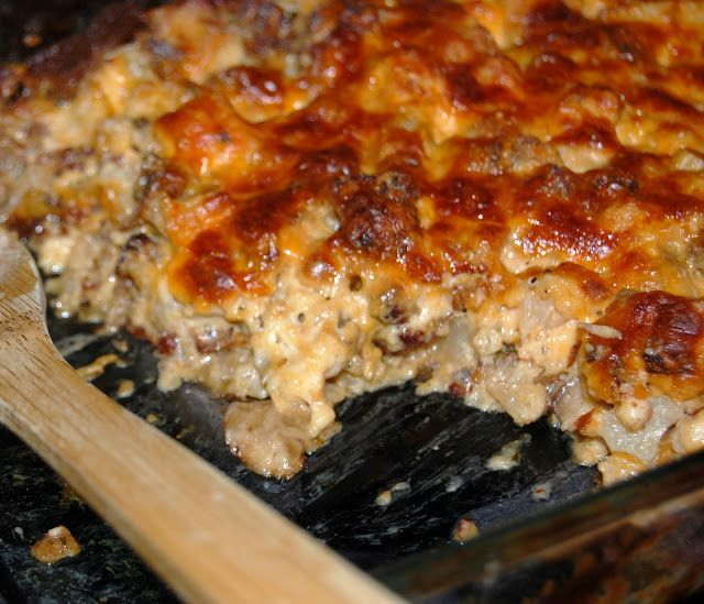 Lucy's Diabetic Friendly Low Carb Meals: Mushroom, Chicken  Sausage Casserole
