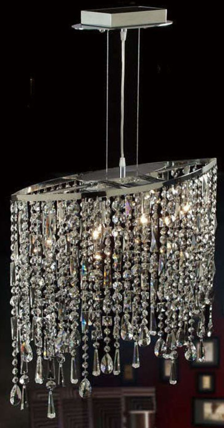 Modern Crystal Chandelier...