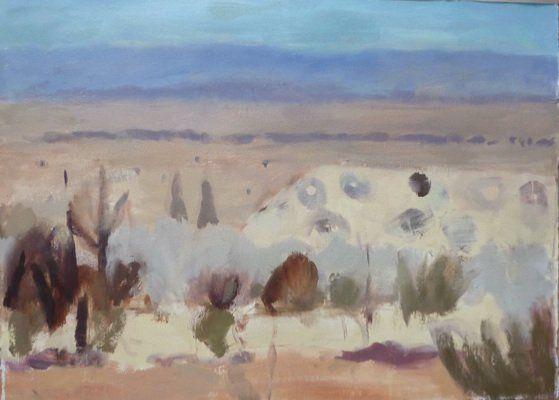 Desert Plain II Annabelle Gault
