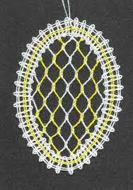 Výsledek obrázku pro paličkovaná velikonoční vajíčka