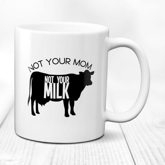 Vegan Birthday Gift Funny Af Girlfriend Mom Idea Coffee Cup Animal Rights Veganism Mug 11 Oz