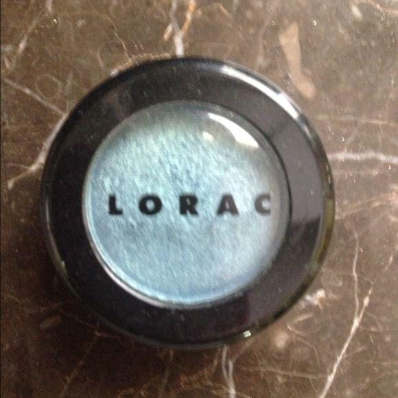 Lorac Accessories - Lorac eyeshadow in Celebutante (shimmery turquoise