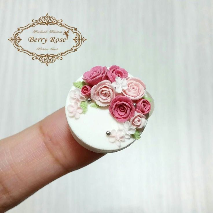 Cake♡ ♡  By Berry Rose