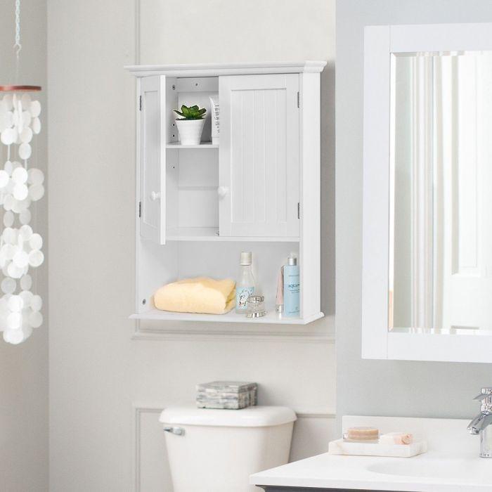 38++ Homfa bathroom mirror cabinet best