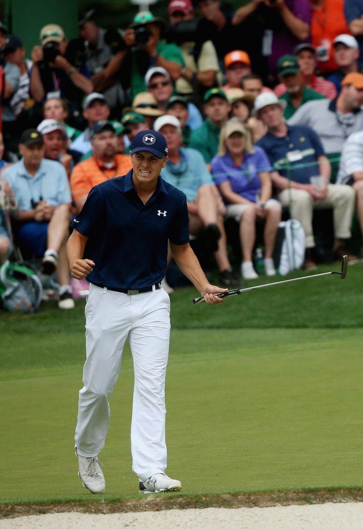 Jordan Spieth: how I won the Masters, hole-by-hole