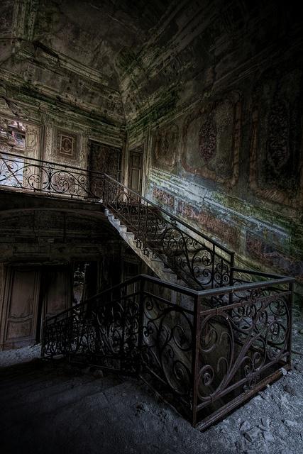 Las 25 mejores ideas sobre lugares abandonados en for Casas mas impresionantes del mundo