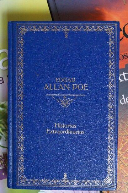 Edgar Allan Poe, historias extraordinarias...
