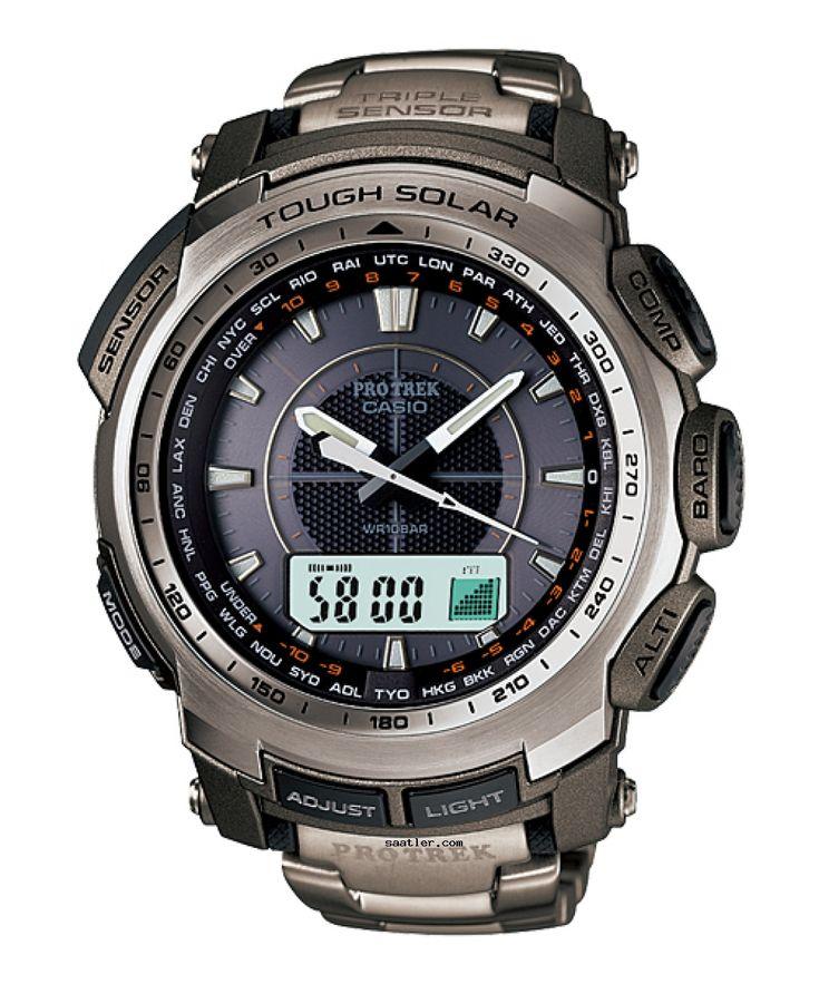 Casio Prg-510t-7dr Kol Saati - https://www.saatler.com/casio-prg-510t-7dr-kol-saati/ - #casio #saatler  Her yerdeki açık hava maceracılarının güvendiği saat olan PRO TREK kolay okunan yeni analog-dijital kombinasyonunda modellerin yer aldığı bir koleksiyon sunuyor.  Büyük Neo Bright kaplamalı analog kollar saati yönü yükseklik farkını ve barometre basıncındaki değişiklikleri gösterir. Kadranın basit tasarımı ölçüm verilerinin kolay okunmasını sağlar ve Tough Solar enerji sistemi çalışmanın…