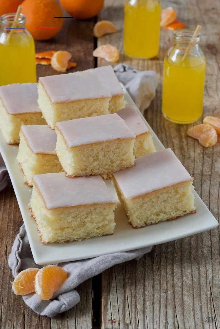 Einfacher Fantakuchen - Kindergeburtstag - Rezept - Sweets