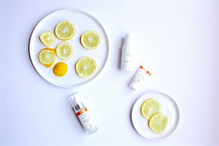 MI Beauty: Skincare: AHA & BHA