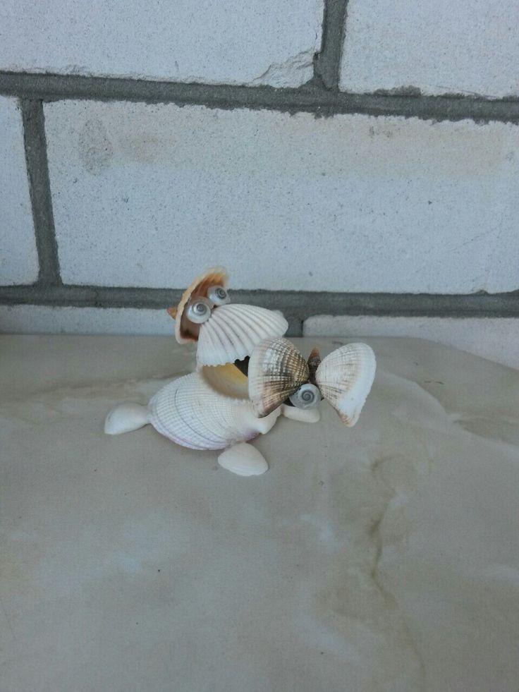 #seashell #shell #crafts #Ракушки #Хендмейд #handmade #чудоракушки #море #frog #лягушка