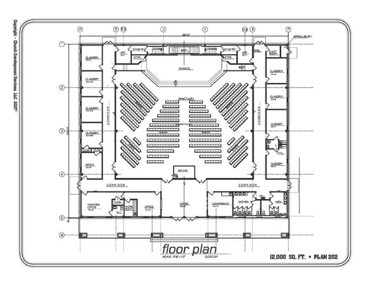 1000+ Images About Church Building Plans On Pinterest