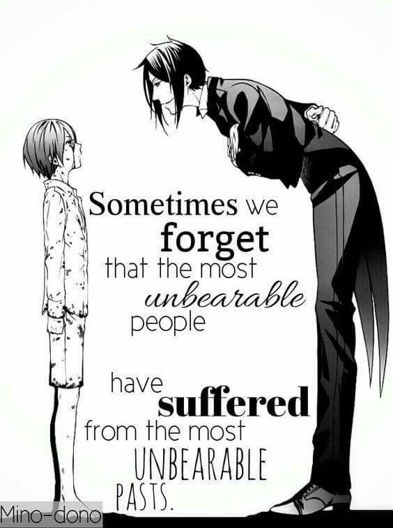 Black Butler--now I feel bad for Ciel.