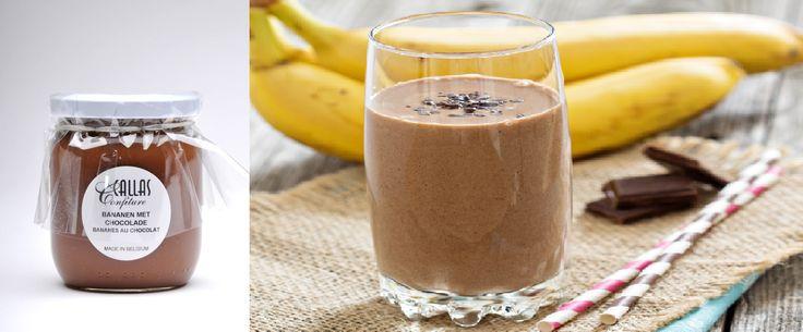 1.Batidos refrescantes de mermelada:    Incluir mermeladas en los batidos es muy saludable y aporta un sabor único. ¿Cómo prepararlo?, mete en la batidora de vaso 2 o 3 bolas de helado de vainilla, añade 3 cucharadas de mermelada de plátano con chocolate y un vaso de leche fría. ¡Disfruta de tu rico y natural batido!