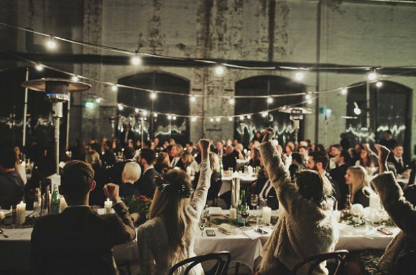 NINA weddings | Industriële Bruiloft - NINA weddings