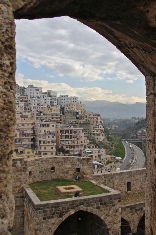 Tripoli, Saint Gilles citadel, Lebanon (by dreistomat on Flickr)