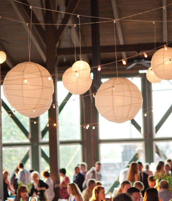25+ cute Hanging lanterns wedding ideas on Pinterest Garden weddings, Lantern wedding ...
