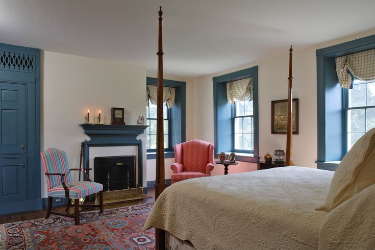 688 Best Colonial Bedrooms Images On Pinterest Cottage Bedrooms Country Bedrooms And Country