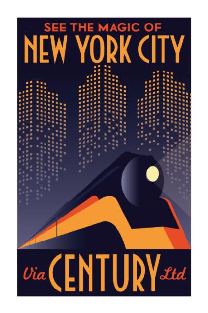 The city that never sleeps!!