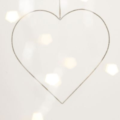 Ultimate Beaded Heart  from The White Company