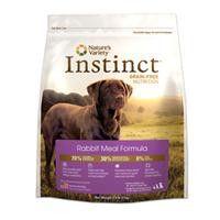 Nature's Variety Instinct Rabbit Canine 25.3 Lb
