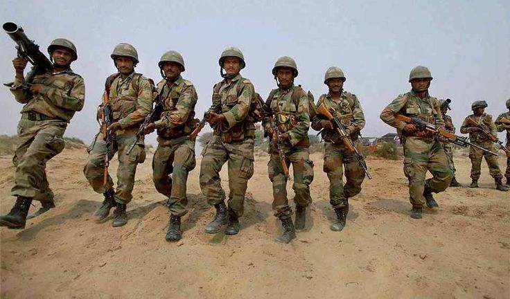 Bikaner Indo-Russian Army Exercise INDRA-2013