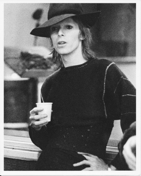 In 1974 David Bowie Played An Unwitting Role In The Birth Of Punk - Flashbak