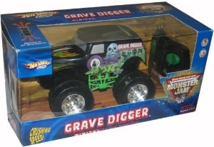 Best Buy Hot Wheels R/C Grave Digger Radio Control Great deals every day - http://wholesaleoutlettoys.com/best-buy-hot-wheels-rc-grave-digger-radio-control-great-deals-every-day