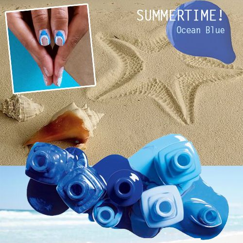 Ocean Blue #tendencia #verano #summer