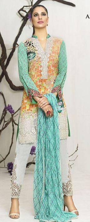 Asim Jofa Beautiful Winter Dresses. http://www.fashionhacks.net/asim-jofa-beautiful-winter-dresses/ … #WinterDresses
