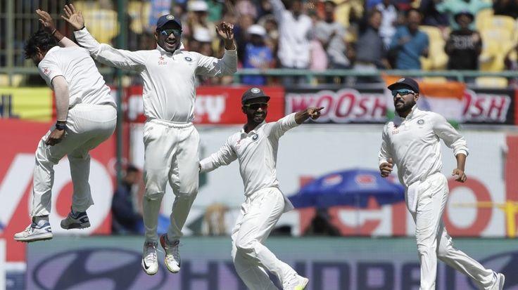 India vs Australia 4th Test Day 3 Highlights 27-03-2017